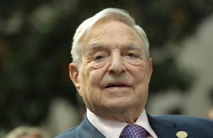 Fundaţia lui George Soros şi-a finalizat mutarea birourilor sale de la Budapesta la Berlin