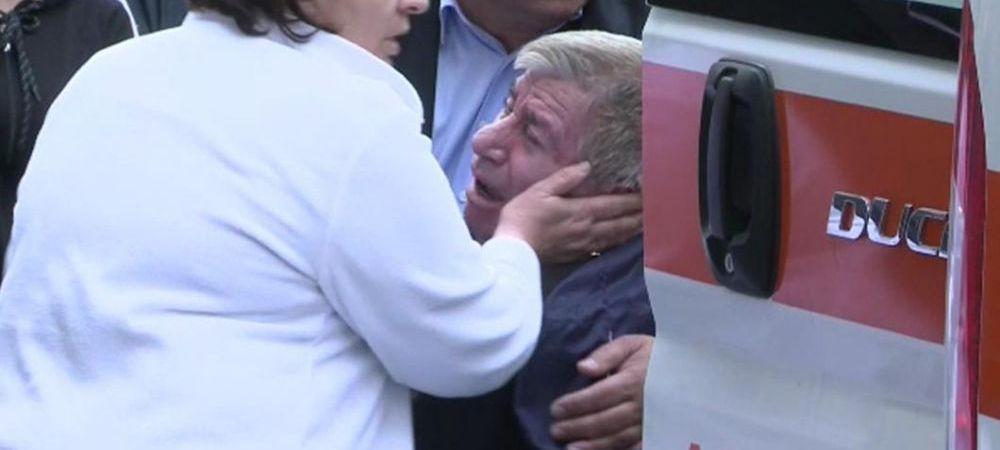 O altă glorie a Universității Craiova a ajuns în spital: A făcut INFARCT, lângă sicriul lui Ilie Balaci