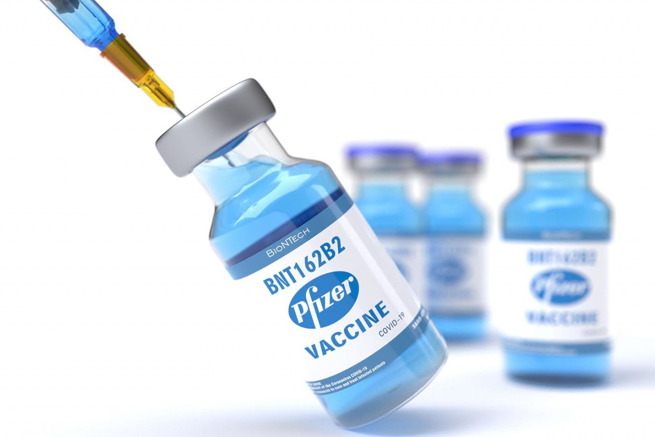 Noi doze de vaccin Pfizer BioNTech ajung în România