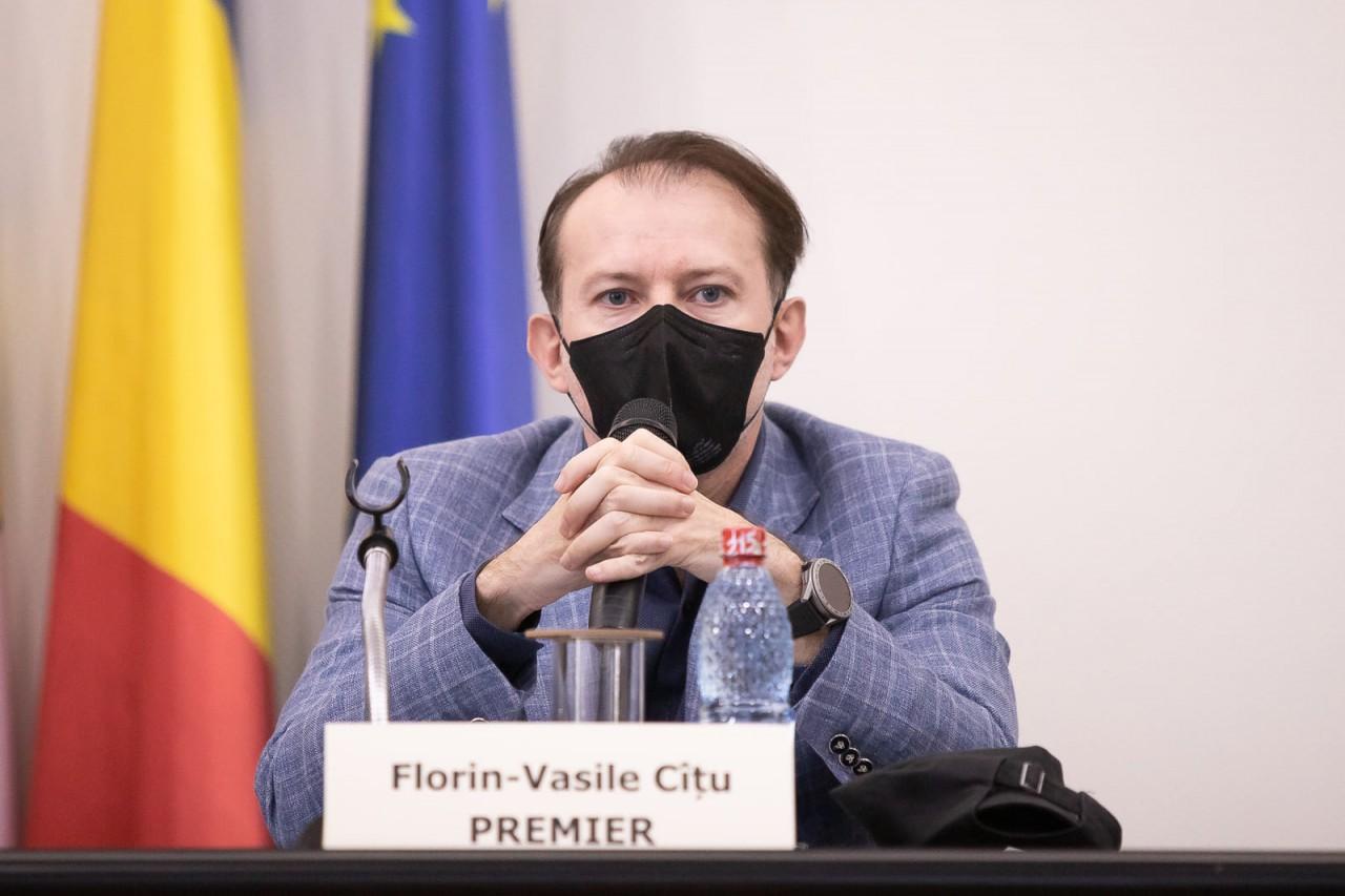 Cîţu: Raportul MCV - pozitiv pentru România. Trebuie să corectăm greşelile legislative săvârşite de PSD